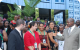 President Museveni meeting the Tonga Youth Delegates at The CHOGM Youth Forum