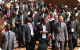 Prince Charles tours Bwaise