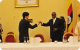 President Museveni and Prince Akishino