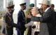 President Museveni introduces Uganda's service chiefs Aronda, Kayihura and Byaba