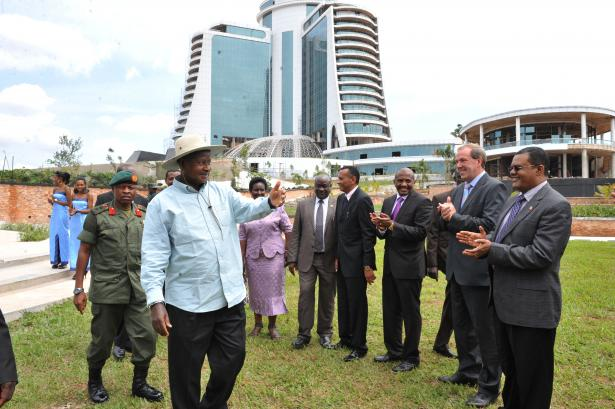 New Hilton hotel to rake in over US45m income per year
