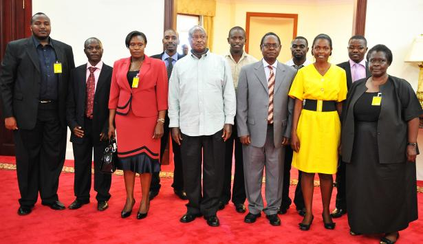 7 Ugandans complete oil and gas processing course in T&T