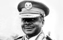 President Tito Okello Lutwa (General) - Past Presidents - State House Uganda
